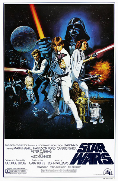 The original Star Wars