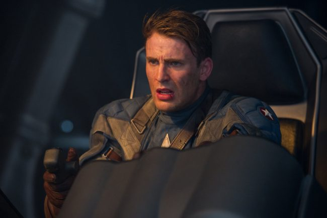 Steve Rogers a.k.a. Captain America in Captain America: The First Avenger is your classic sexy superhero. He's old-school attractive: polite, dignified, principled –and we haven't even talked about what he looks like! Nothing beats a man ready to grab the door for you one minute, then head out to save the country the next.