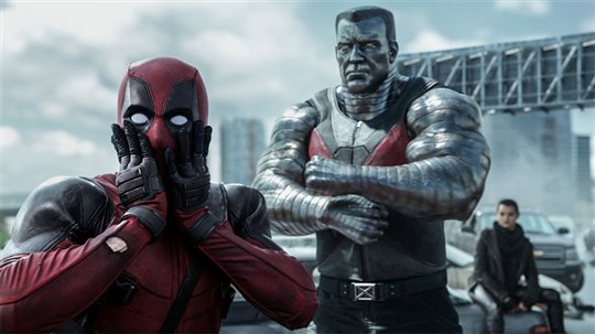 Deadpool movie still starring Ryan Reynolds