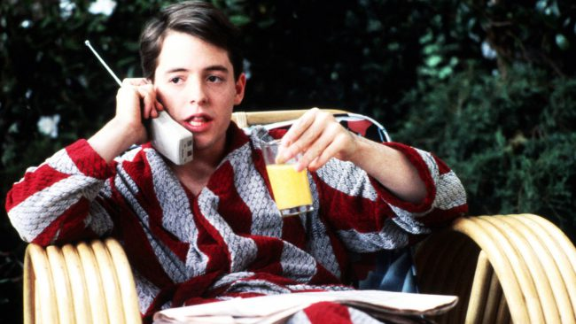 How do you follow the 1986 hit film Ferris Bueller's Day Off, about a teenager ditching school? Well, you show him much older trying to do the same thing at his full time job. Old habits die hard, we guess? Although a script was written, no one was interested in bringing it to the big […]