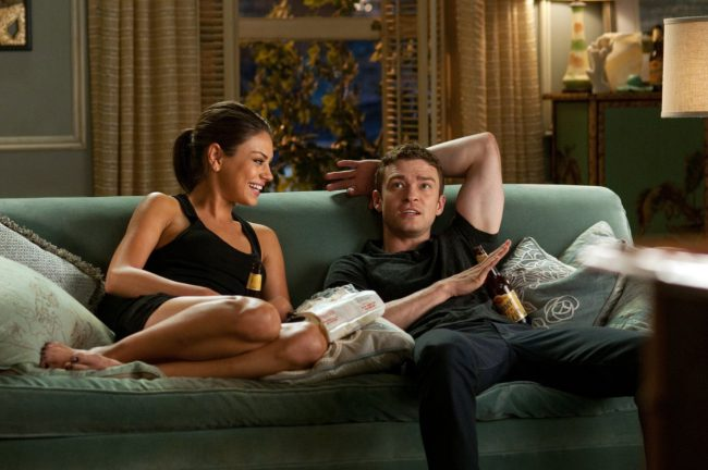 Cast: Justin Timberlake, Mila Kunis, Patricia Clarkson This raucous rom-com chronicles the relationship of two busy singles who try to include sex in their friendship — minus the emotions and commitment. Does it work? You've got to watch to find out. Until next time, happy streaming!