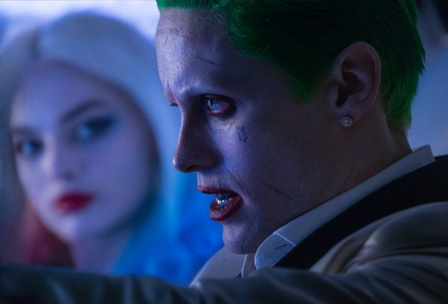 If weird, quirky and a bit crazy is your kind of thing, then look no further than Jared Leto's Joker from Suicide Squad. There's something so attractive about a man who is dedicated to his job, even if it's villainy.