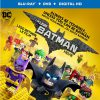 The LEGO Batman Movie is now available on Blu-ray combo pack.