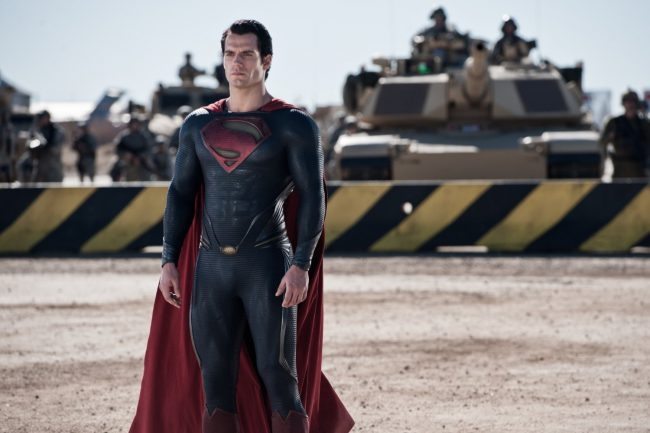 Henry Cavill as Superman in Man of Steel is truly a sight to behold. Faster than a speeding bullet, able to leap tall buildings in a single bound, and a soft spot for saving the world, this sexy superhero is probably the top pick on everyone's favorite superhero list, and we can't blame them.