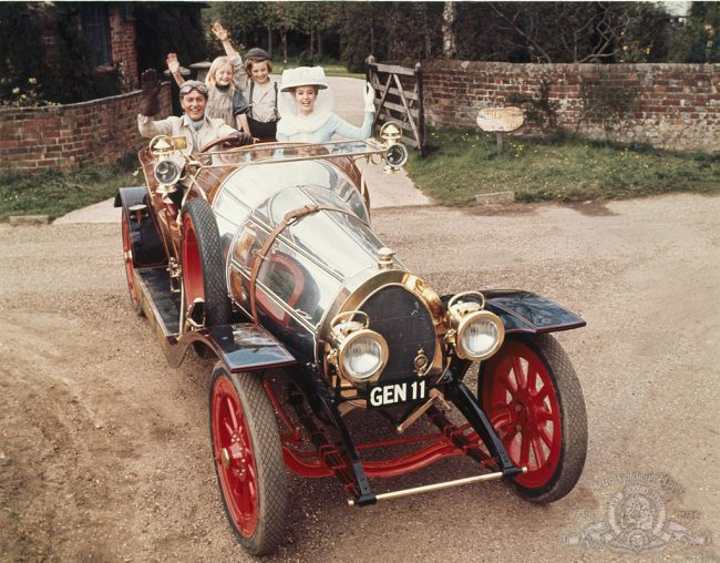 It's not often that a car gets the title of the movie named after it, but that's exactly what happened with Chitty Chitty Bang Bang. It's as fun to say as it is to drive… and even sing — the car had its own song! Not exactly surprising considering how cool this car is: Feel […]