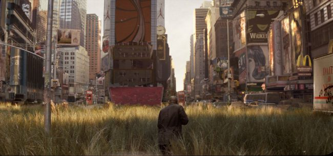I Am Legend was such a big hit with audiences that a sequel was approved to follow, except since the main character dies, it would have been a prequel. Most likely, it would have showed how the infection took hold of the city. But, as you can expect, the idea is now a dead one.