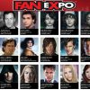Fan Expo 2017 offering wide range of celebrities