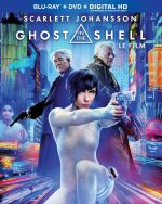 Ghost in the Shell now available on Blu-ray/DVD.