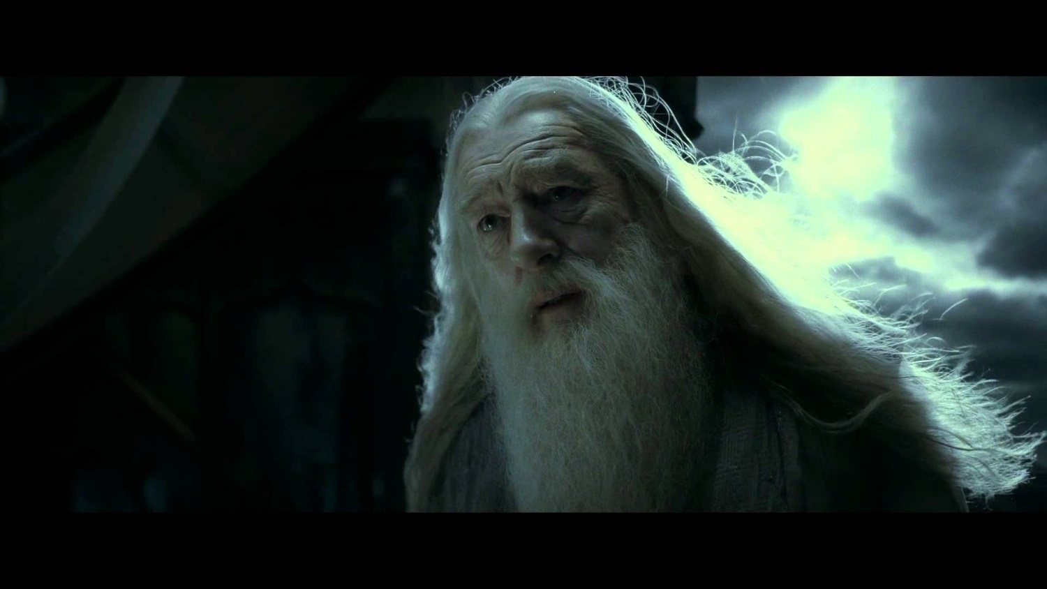 dumbledore harry potter and the halfblood prince
