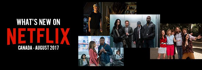 With the heat waves hopefully making the rounds this August, we have rounded up some of the hottest new Netflix originals that are sure to keep you entertained. From the highly anticipated Marvel's The Defenders to the laugh-out-loud comedy Wet Hot American Summer: Ten Years Later, we pinky swear there's something for everyone. ~ Marriska […]