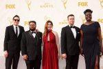 SNL cast at 67th Primetime Emmy Awards