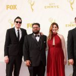 SNL cast at 67th Primetime Emmy Awards