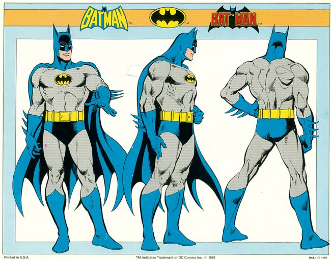 This suit is distinguished from the Golden Age Batsuit of the 1940s by the golden circle on Batman's chest. This design was introduced in the 1960s and carried on until the 1980s. In recent years, Batman has re-adopted his classic grey and black suit. Batman was born when young Bruce Wayne witnessed his parent's death […]