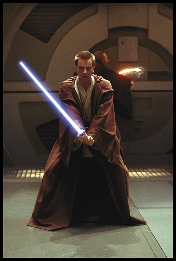 Ewan McGregor as Obi-Wan Kenobi in Star Wars: Episode I - The Phantom Menace (1999)