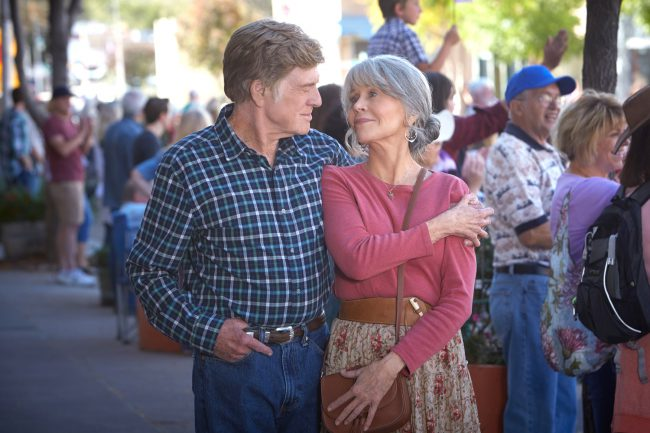 Longtime next-door neighbors Addie Moore (Jane Fonda) and Louis Waters (Robert Redford) are both widowed. The two have almost no relationship, but that all changes when Addie pays an unexpected visit.