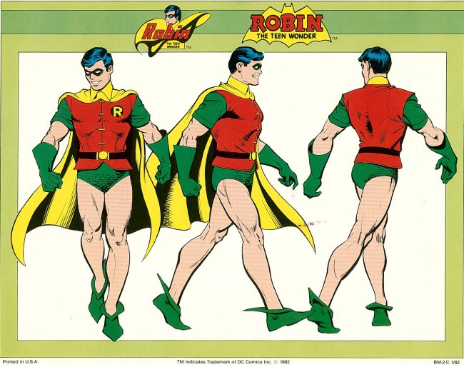"Robin was known as ""The Boy Wonder"" for many years before being known simply as Robin. While he wasn't born with any super powers, he's an incredible athlete with a cunning that rivals Batman's. He is named after Robin Hood because of his medieval appearance. Dick Grayson, the original Robin, later grew up to become […]"