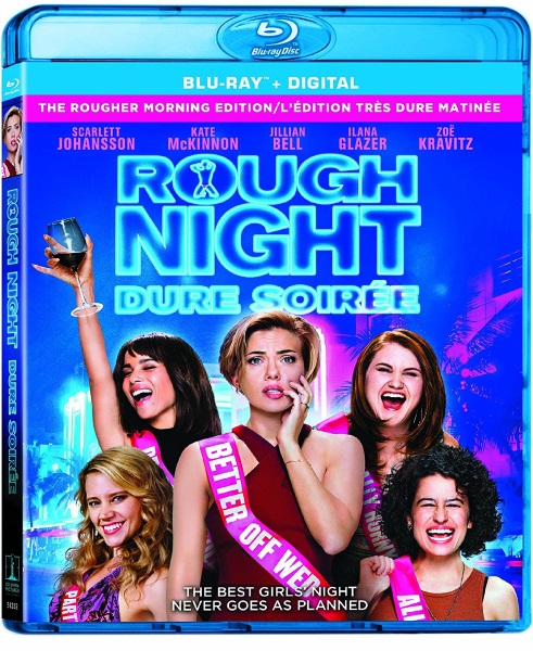 New On Dvd Rough Night Megan Leavey And More