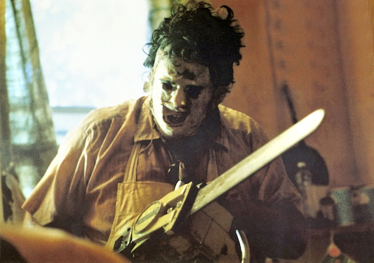 Still from Texas Chain Saw Massacre (1974)