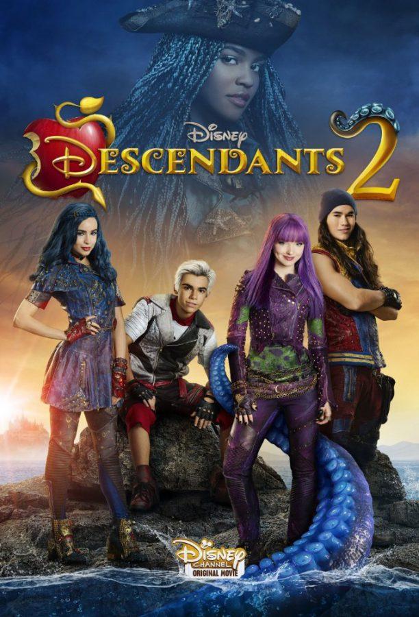 Descendants 2 on DVD