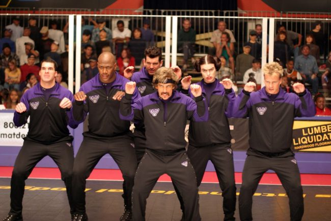 Test audiences didn't like the original ending to Dodgeball: A True Underdog Story, which consisted of the film's baddie White Goodman (Ben Stiller) throwing a triumphant final ball, thus eliminating the Average Joes. Since it wasn't satisfying for audiences who expected the Average Joes to come out on top, the filmmakers conceded and gave the […]