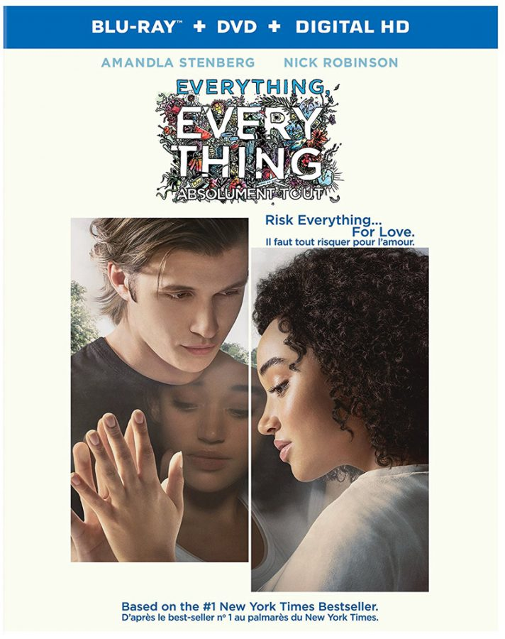 Everything, Everything Blu-ray and DVD