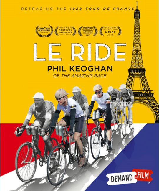 Le Ride poster