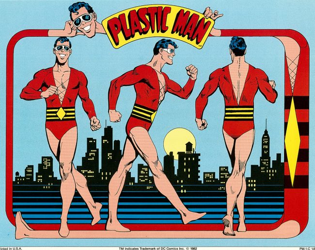 Plastic Man is a super-flexible and super-funny addition to the DC universe. Most DC heroes are quite serious, but not Plastic Man! He can stretch his body into any form. You list it, he'll shift it! How did he become Plastic Man? Well, the same way any hero gets their power: a drum of chemical […]