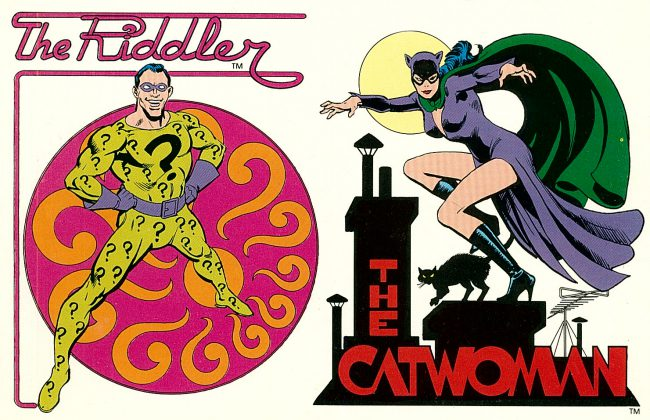 The Riddler is one of Gotham's most feared masterminds and one of Batman's most dangerous adversaries. As his costume suggests, his thing is puzzles and riddles. He possesses no superhuman abilities, but his ability to decipher complex riddles and puzzles is almost superhuman. Catwoman is proof that crossing a black cat is bad luck. She […]