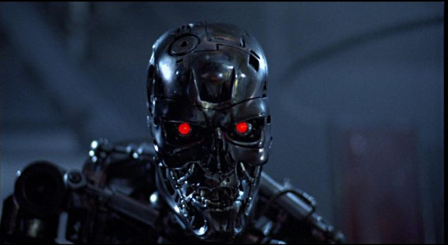 There's another way the first film in the blockbuster franchise might have ended. Rather than Sarah being wheeled off in an ambulance to an uncertain future, the alternate ending for The Terminator had the microprocessor chip (i.e., the brain) of the T-800 being found by scientists investigating the scene after the epic final battle between […]