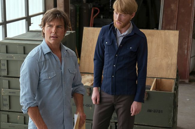 American Made tells the true story of U.S. pilot Barry Seal (Tom Cruise) who leads a double life as he works as both a drug runner and for the CIA simultaneously.   Release Date: September 29