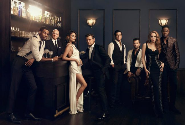 Aaron Spelling's classic 1980s primetime soap opera Dynasty is brought back with an all new cast. Now set in Atlanta, the lives of two of America's wealthiest and most influential families — the Carringtons and the Colbys — are intertwined as they feud for control over their fortunes and their children.