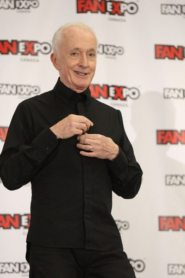 Anthony Daniels answering fan questions