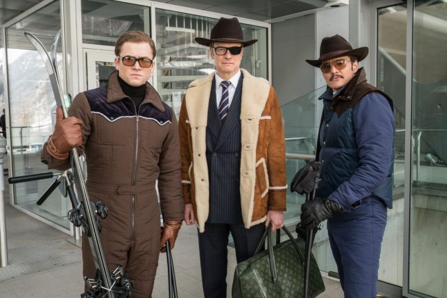 In Kingsman: The Golden Circle, the sequel to the 2014 hit Kingsman: The Secret Service, the Kingsman headquarters is blown up. This leads the team of spies to ally with U.S. agents in the hopes of defeating the villain responsible for the attack. Release Date: September 22