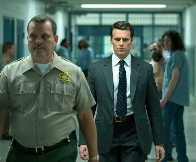 David Fincher's Mindhunter is a 10-episode series following two agents in the FBI's Elite Serial Crime Unit as they set out on a sinister path to discover how to think like serial killers, using profiling techniques in order to hunt them down.