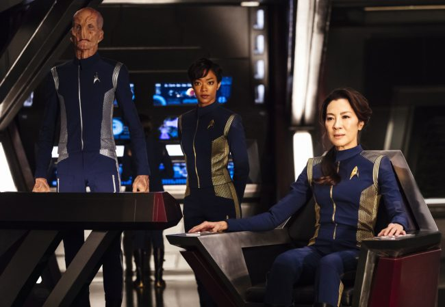 Star Trek: Discovery takes place 10 years prior to the events of the hit 1960s series that starred William Shatner and Leonard Nimoy. The show stars The Walking Dead's Sonequa Martin-Green as the first human to attend the Vulcan Science Academy. Fans will learn that her character is, in fact, Spock's half sister, having been […]