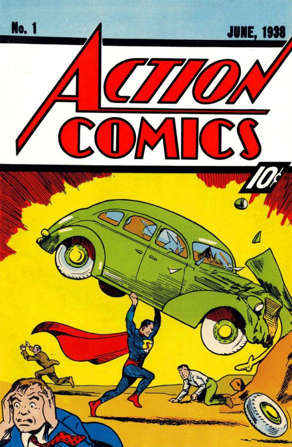 Action Comics #1 June 1938