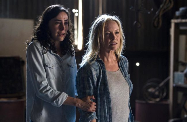 This Australian-filmed series debuts both Seasons 1 and 2 at the same time. Two strangers — Lola (Rebecca Gibney) and Chelsea (Geraldine Hakewill) — go on the run together when they witness a murder involving dirty cops and are framed for the crime.