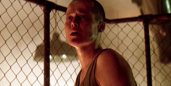 Even though Sigourney Weaver is best known for playing tough and resilient female characters, she isn't immune to the occasional on-screen death. Her characters have died 13 times, with her most memorable death probably being in Alien 3 (1992), when she commits suicide to prevent the Alien within her from spawning.