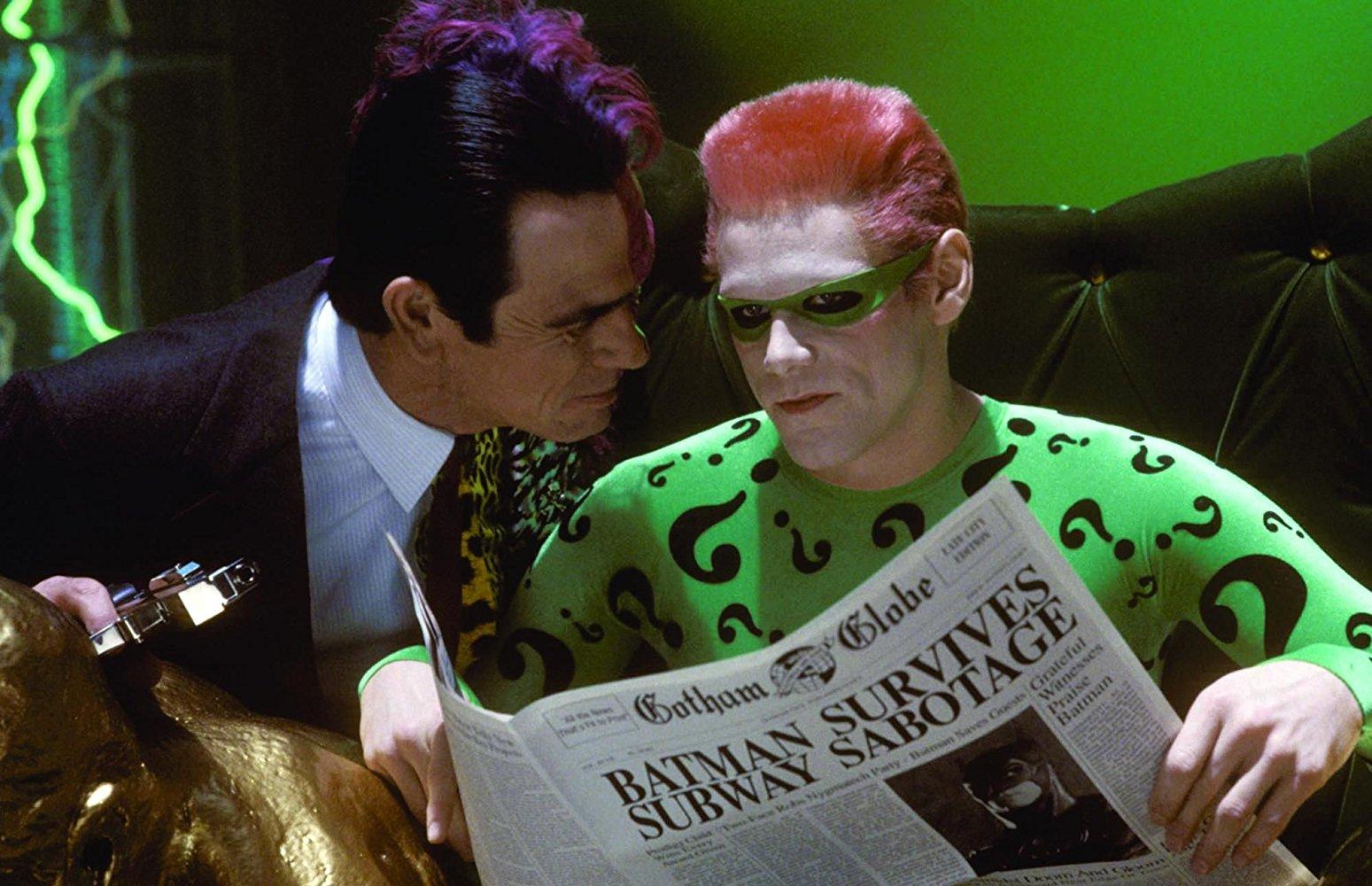 Still from Batman Forever (1995)