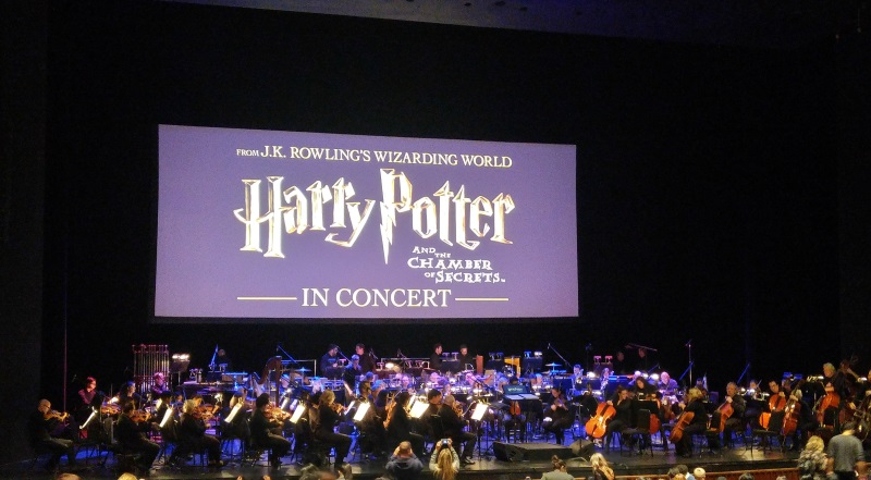 Harry Potter and the Chamber of Secrets Concert Series