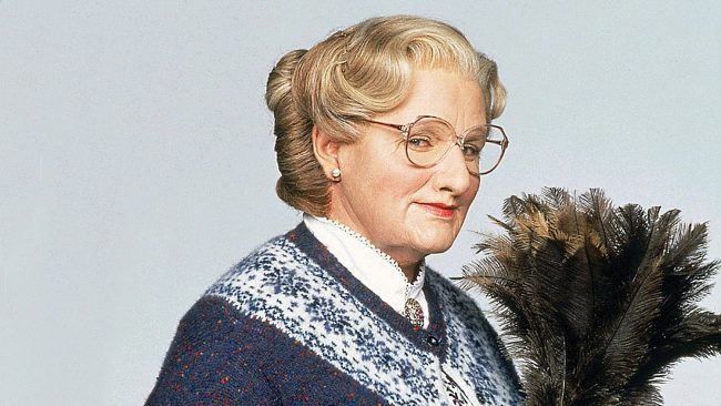 Mrs. Doubtfire is one of the seminal films of the incredibly successful career of everyone's favorite funnyman, the late Robin Williams. About a man dressing up as an old woman and playing babysitter to spend time with his kids, the film touches your heart and tickles your funny bone.