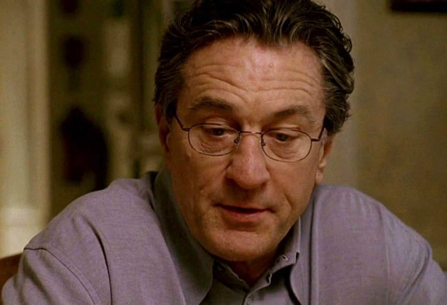 Known for often playing the tough guy you never want to mess with, it's a bit shocking to learn that Robert De Niro's characters died 19 times on-screen. Robert's characters have died via multiple methods, including being electrocuted, burned to death, drowned and shot.