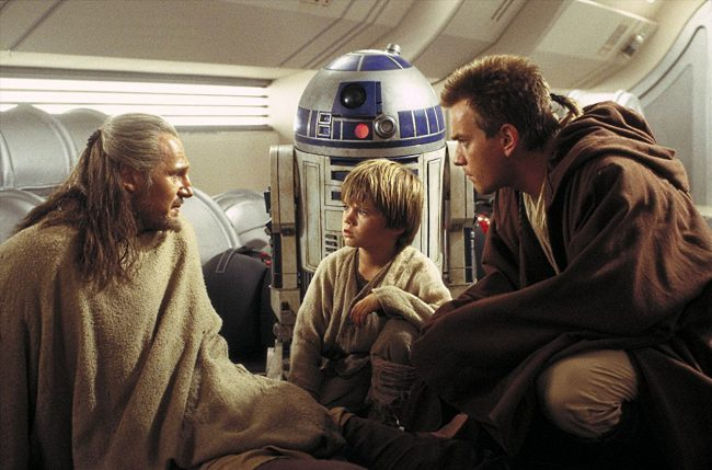 Being the first Star Wars film to hit a new generation after the popular trilogy of the '70s and '80s, Star Wars: Episode I – The Phantom Menace drew in throngs of excited movie-goers and launched the new set of films chronicling the beginning of the battle between the Jedi and the Empire.