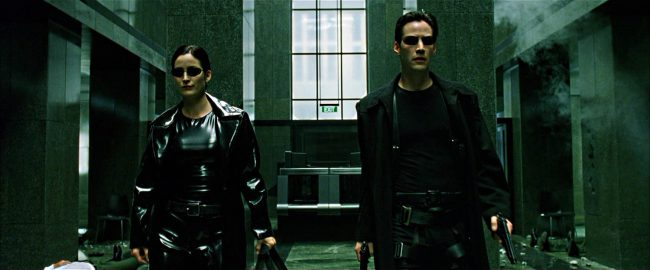 The Matrix was a truly revolutionary film – everything from the visual effects to the subject matter blew audiences' minds! It was also perfectly timed with the tech scare of Y2K, getting many to think about the consequences that come with a future of growing tech-dependency.
