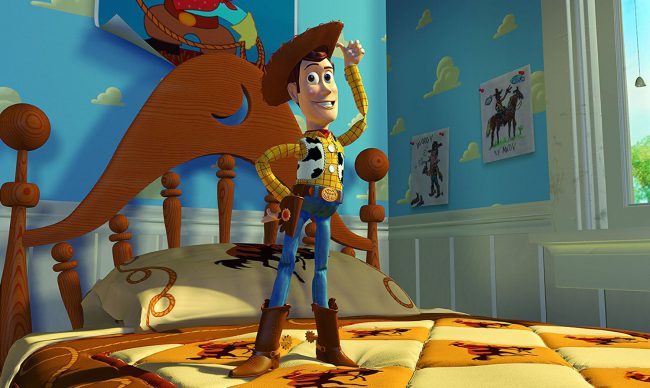 The story of Andy and his toy cowboy Woody defined a generation. Toy Story has it all: laughs, tears and, of course, toys! It's one of the cherished animated classics among kids and adults alike, so cherished in fact that it spawned another three sequels – Toy Story 2, 3, and 4!