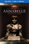 Annabelle: Creation brings demonic doll to life - DVD review