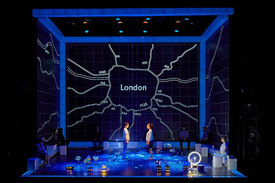 Curious Incident Of The Dog In The Nighttime Tour Review