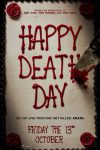 New movies in theaters — Happy Death Day and more