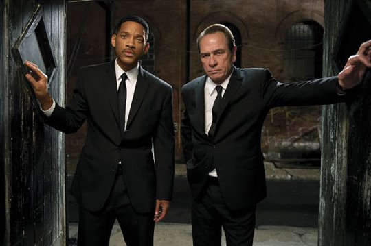 Still from Men in Black 3 (2012)