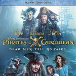 Pirates of the Caribbean: Dead Men Tell No Tales now on Blu-ray combo pack